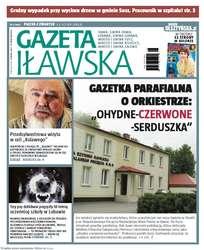 """WOŚP według """"białego kościoła"""" w Iławie"""