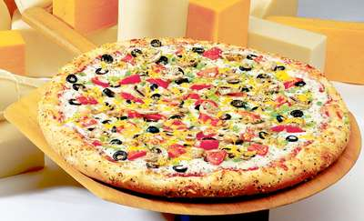 Zdrowa pizza, czy to możliwe?