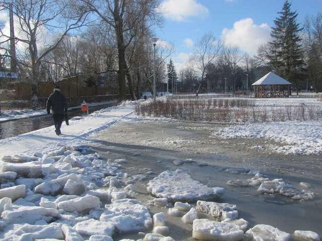 Zbiornik retencyjny ma rozwiązać problem powodzi w centrum Biskupca - full image