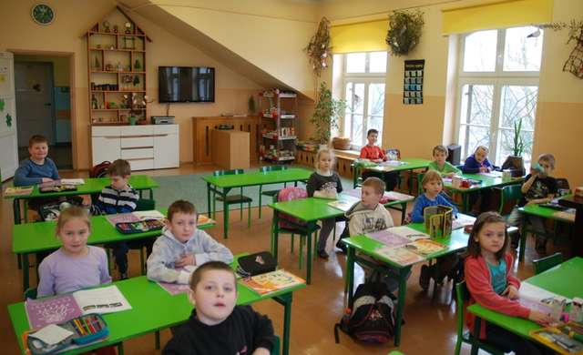 Szkoła Podstawowa nr 8 zaprasza na Drzwi otwarte - full image