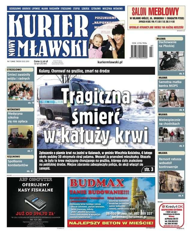 """Nie przegap! Najnowsze wydanie """"Kuriera"""" (13– 19 lutego 2013) - full image"""