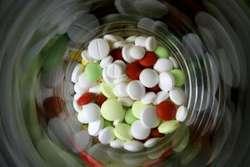 Czarny trójkąt na unijnych lekarstwach