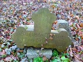 Cmentarz protestancki w Ornecie (Wormditt)