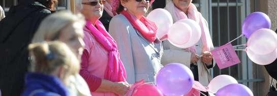 Marsz życia to doskonała okazja aby mówić o profilaktyce raka piersi