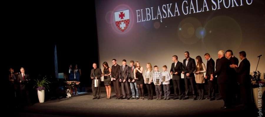 Gala sportu to okazja do zaprezentowania osiągnięć naszych sportowców, trenerów i działaczy