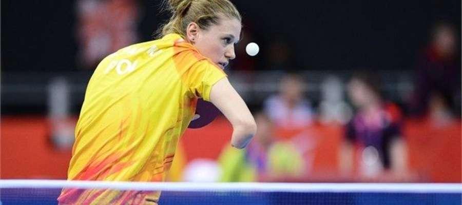Natalia Partyka przyjedzie do Olsztyna na mecz Polski z Węgrami.