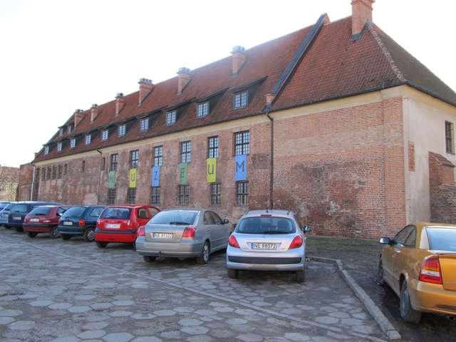 Jeden z budynków muzeum - tzw. Podzamcze - full image