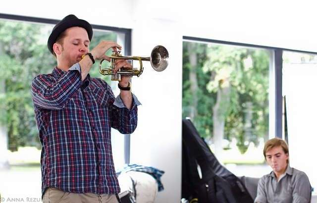 Chłopak z Rożentala podbija jazzowy świat - full image
