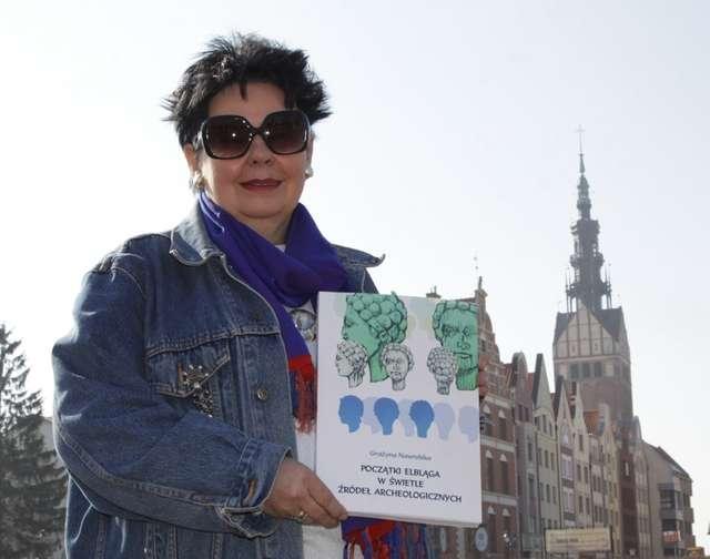 Grażyna Nawrolska: Promocja mojej książki odbędzie się 18 marca o godzinie 17.30 w Ratuszu Staromiejskim - full image