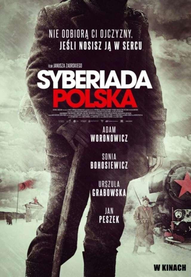 Piątek w kinie: Syberiada - full image