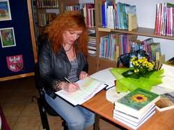 Niezwykłe spotkanie z Katarzyną Enerlich