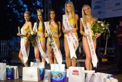 Laureatki konkursu Bursztynowa Miss Polski 2012