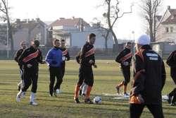 Przemysław Marusa, trener Concordii, zapewnia, że jego piłkarze są dobrze przygotowani do rundy wiosennej