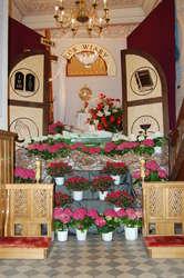 W Wielką Sobotę Grób Pański, to najważniejsze miejsce w każdym kościele