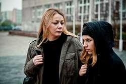 Kadr z filmu Dzień Kobiet