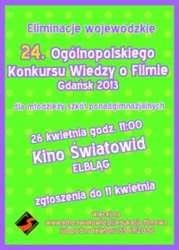 W kinie Światowid odbędą się eliminacje do ogólnopolskiego konkursu