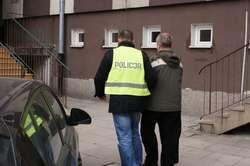 Zatrzymany mężczyzna najbliższe trzy miesiące spędzi w areszcie