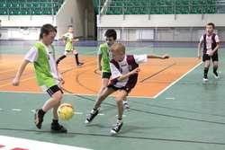 """W turnieju """"Olimpijska Szkoła"""" wzięło udział blisko 150 uczniów ze szkół podstawowych"""