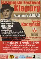 Elbląski przystanek festiwalu Jana Kiepury