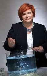 Zofia Czechowicz: Tkaniny prane w twardej wodzie szybciej się niszczą