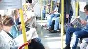 Uważaj na oszustów! Akcja informacyjna również w pociągach