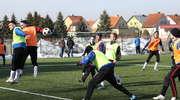 Remis piłkarzy Victorii w kolejnym meczu sparingowym