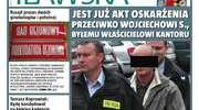 Jest akt oskarżenia w spr. właściciela kantoru Wojciecha S.