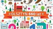 Plakat na 660-lecie Olsztyna