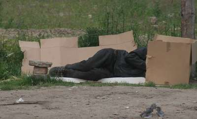 Ilu jest bezdomnych w Ełku?
