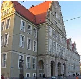 Budynek Sądu Rejonowego w Elblągu