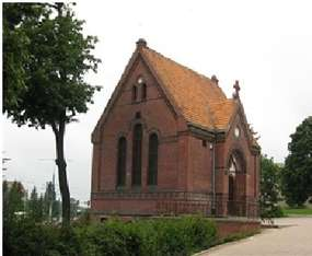 Cerkiew greckokatolicka w Elblągu