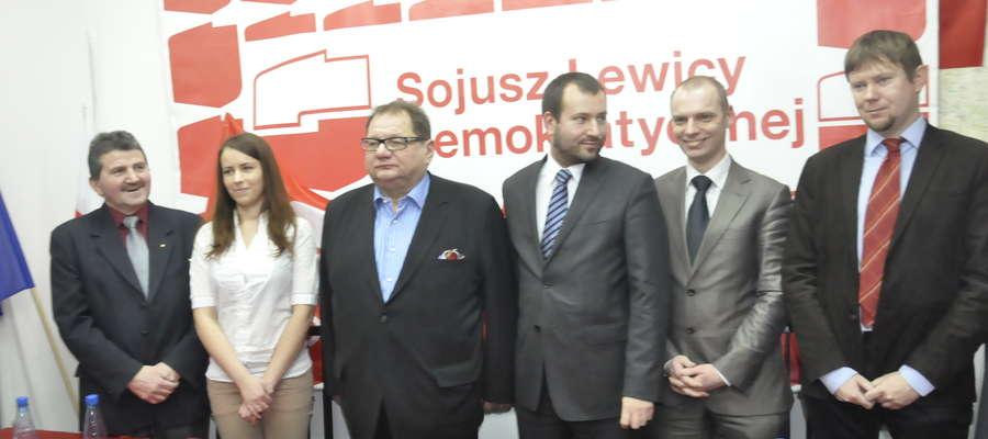Zarząd SLD przedstawia prawników, którzy pomagać będą mieszkańcom powiatu żuromińskiego
