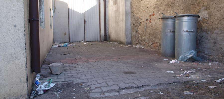 W tym miejscu znaleziono ciało 28-latka z Żuromina
