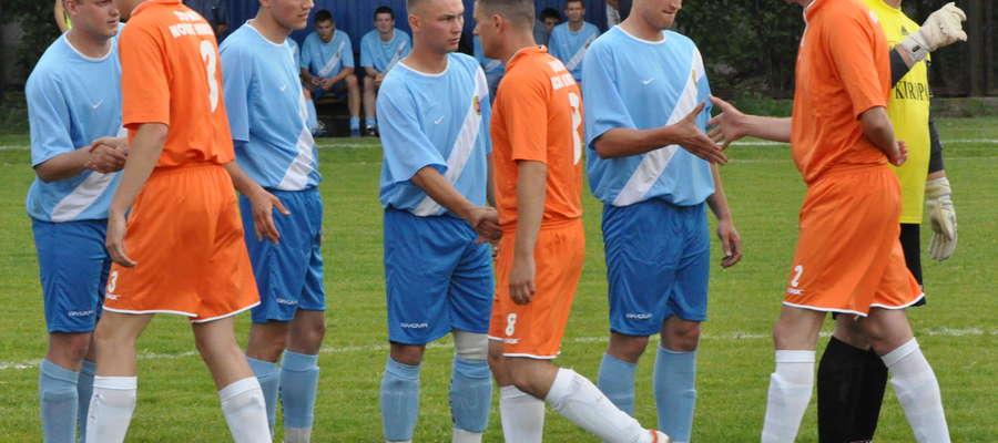 Mecz z Soną na boisku w Bieżuniu odbył się w rundzie jesiennej