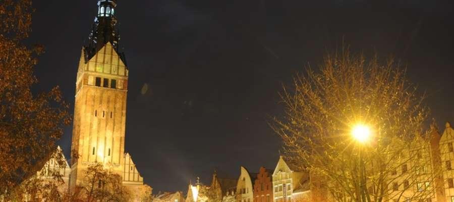 W Elblągu, 23 marca, wyłączone zostanie oświetlenie między innymi w katedrze św. Mikołaja