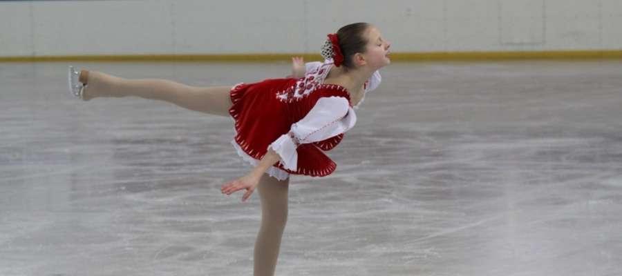 Na elbląskim lodowisku odbyły się Mistrzostwa Polski w łyżwiarstwie figurowym