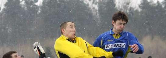 Piłkarze Victorii Bartoszyce zdecydowanie górowali nad rywalami z Pisza