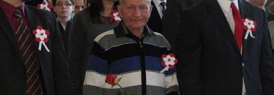 Kazimierz Komoszyński walczył w podziemiu broniąc Ojczyzny