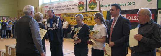 Przedstawiciele gminy Kurzętnik zajęli siódme miejsce, a Nowego Miasta Lubawskiego — szóste