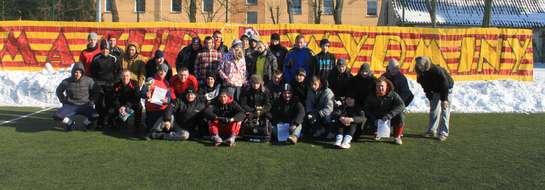 W sobotę, 23 marca w Wydminach odbył się I Turniej o Puchar Kibiców Mazura Wydminy