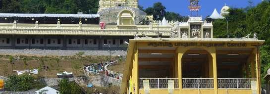 Świątynia boga Murugi — Arulmigu Balathandayuthapani w Malezji