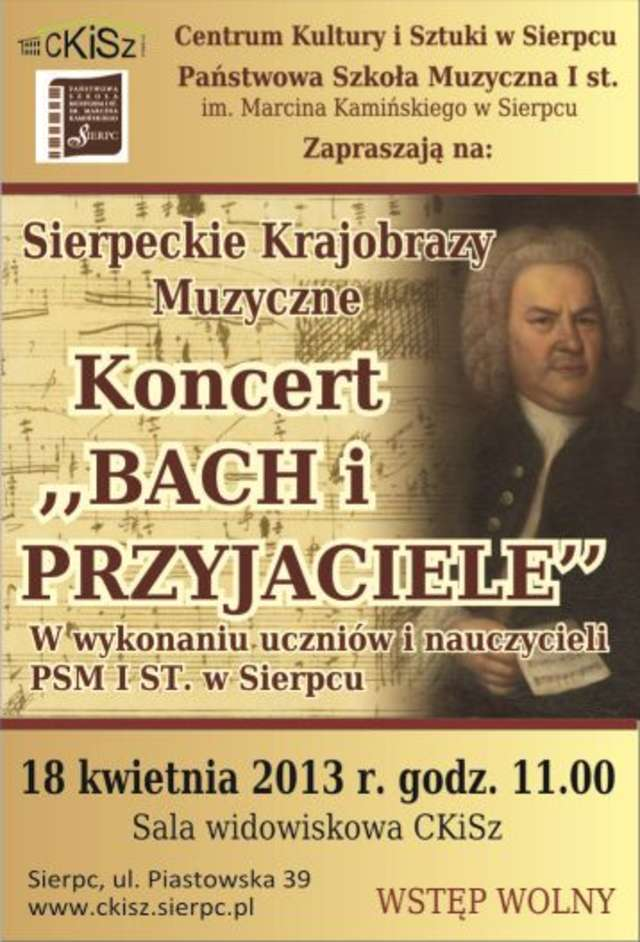 Koncert Bach i Przyjaciele - full image
