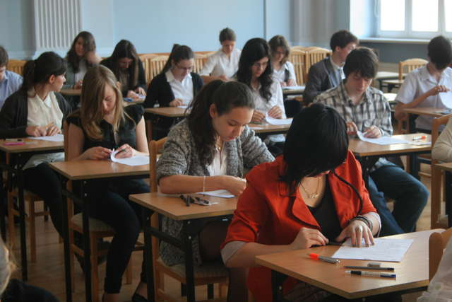 Egzamin gimnazjalny po raz drugi odbędzie się na nowych zasadach - full image