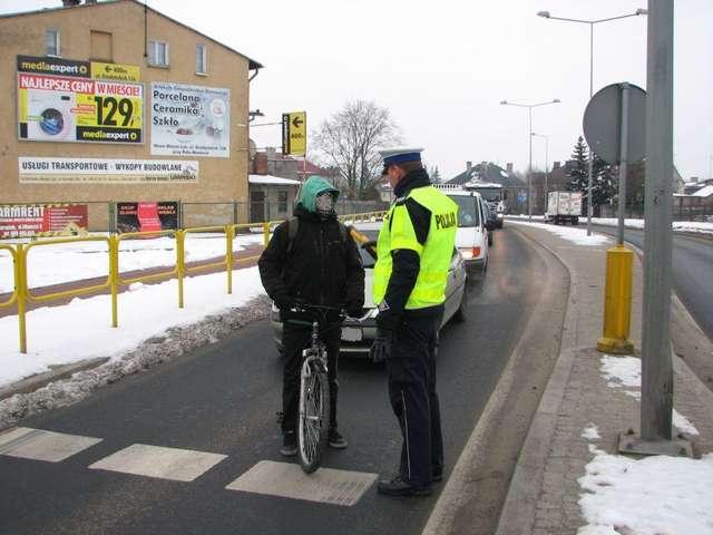Policjanci badali wczoraj trzeźwość kierowców