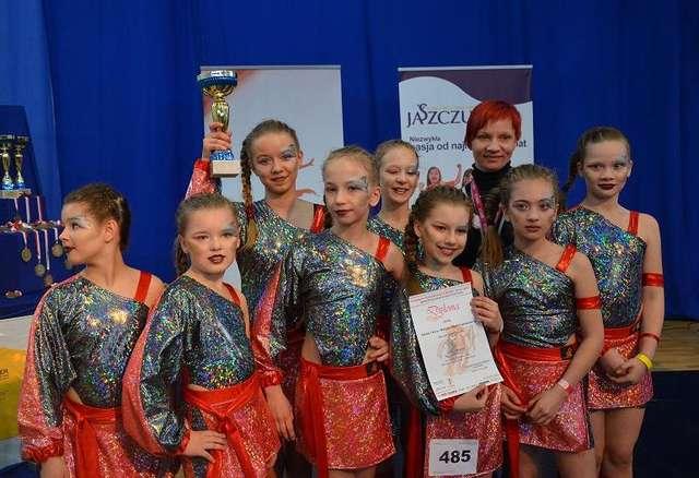 To dziewczyny z Olsztyna. Są wicemistrzyniami Europy w tańcu - full image