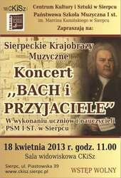 Koncert Bach i Przyjaciele