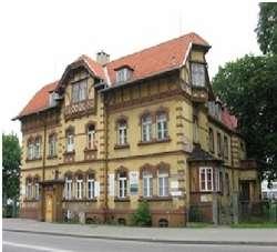 Elbląg: budynek dawnego hotelu Stadt Elbing