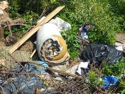 Specjalne służby sprawdzają wszystkie miejskie zakamarki, w których mogą być dzikie wysypiska śmieci