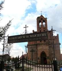 Sanktuarium w Świętym Gaju
