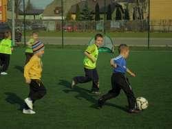 Na Orliku odbyły się pokazowe treningi Akademii Futbolu